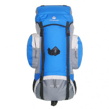 Mochila de trekking Clisport GILBERA 75L - azul