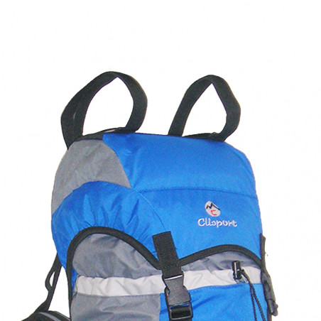 Mochila de trekking Clisport PERALTA 80L - azul