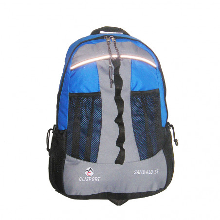 Mochila de trekking Clisport SANDALO 25L azul