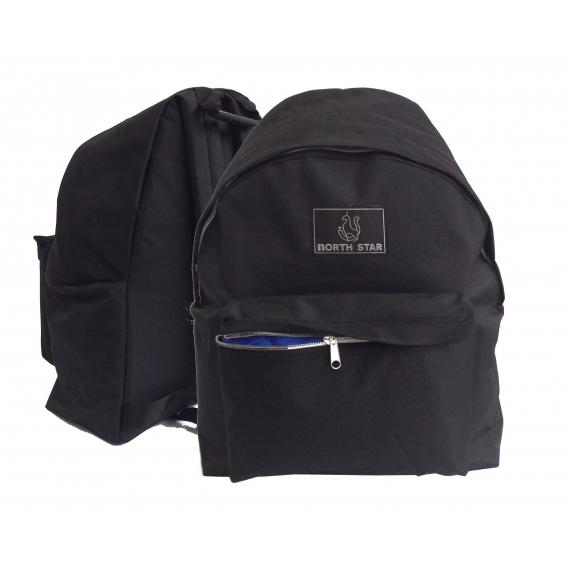 Mochila North Star Daypack BASIC - negra