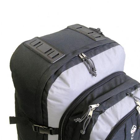 Mochila de viaje Clisport CIUDELA 65L gris