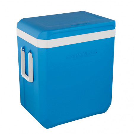Nevera rigida Campingaz ICETIME® PLUS 38L - azul