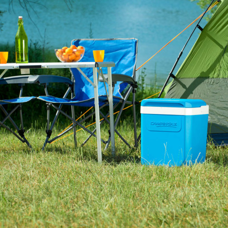Nevera rigida Campingaz ICETIME® PLUS 30L- azul