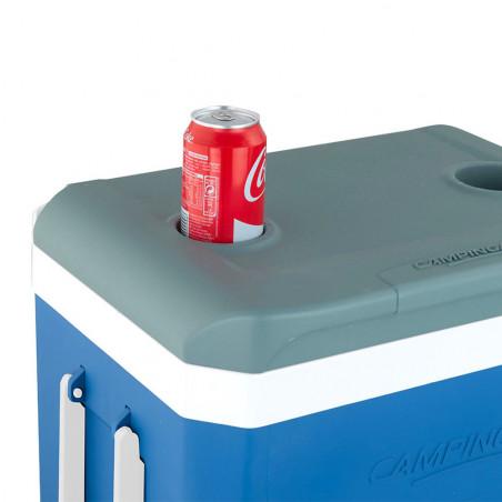 Nevera rigida Campingaz ICETIME® PLUS EXTREME 37L- azul