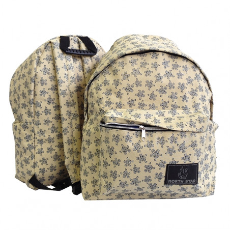 Mochila North Star Daypack TURTLE beige