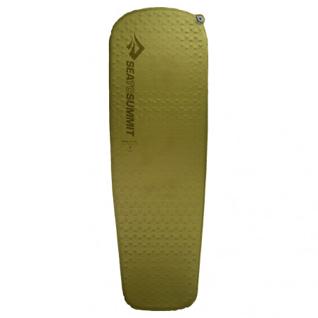 Esterilla autohinchable Sea to Summit CAMP MAT S. I. LARGE - olive