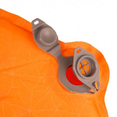 Esterilla autohinchable Sea to Summit ULTRALIGHT S. I. REGULAR - naranja