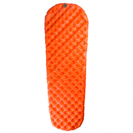 Esterilla hinchable Sea to Summit ULTRALIGHT INSULATED SMALL - naranja