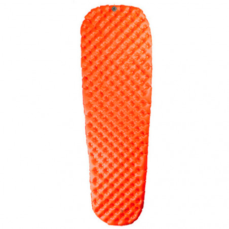 Esterilla hinchable Sea to Summit ULTRA LIGHT INSULATED L - naranja