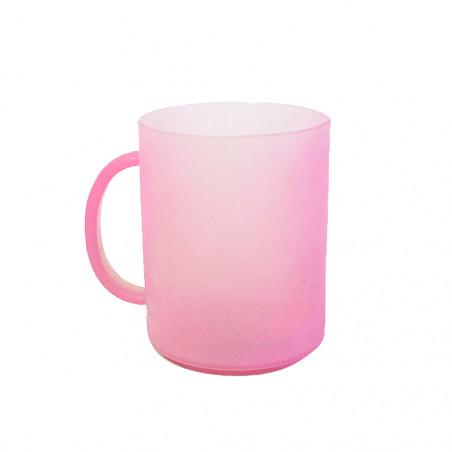 Taza de plástico Hosa TAZA COLONIAS – rosa