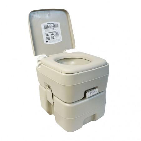 WC Inodoro químico portátil HOSA 20L