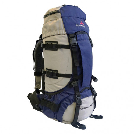 Mochila de trekking Horth Star HIGHLANDS 50 + 8