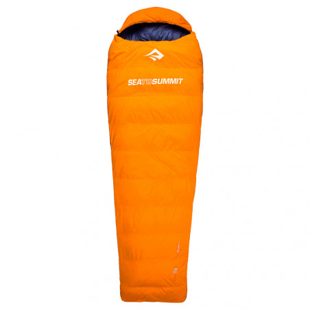 Sea to Summit TK I 0º Regular – naranja - Saco de dormir