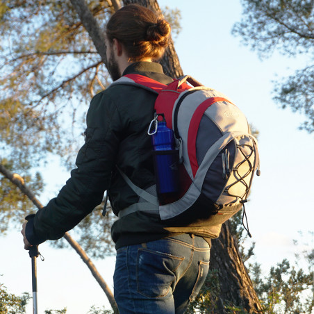 Mochila de trekking Setmil OMEGA 30 - roja