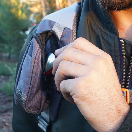 Mochila de trekking Setmil OMEGA 30 - negra