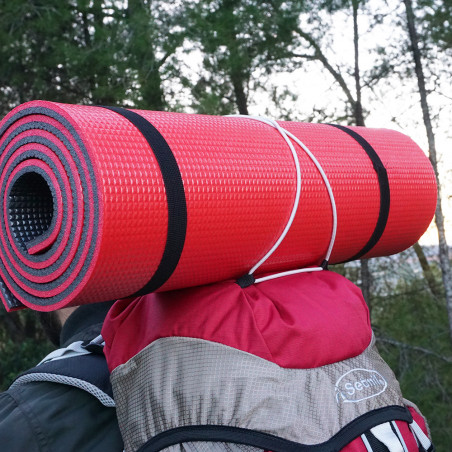 Mochila de trekking Setmil TRECK 45 - granate