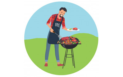 Barbecue lover